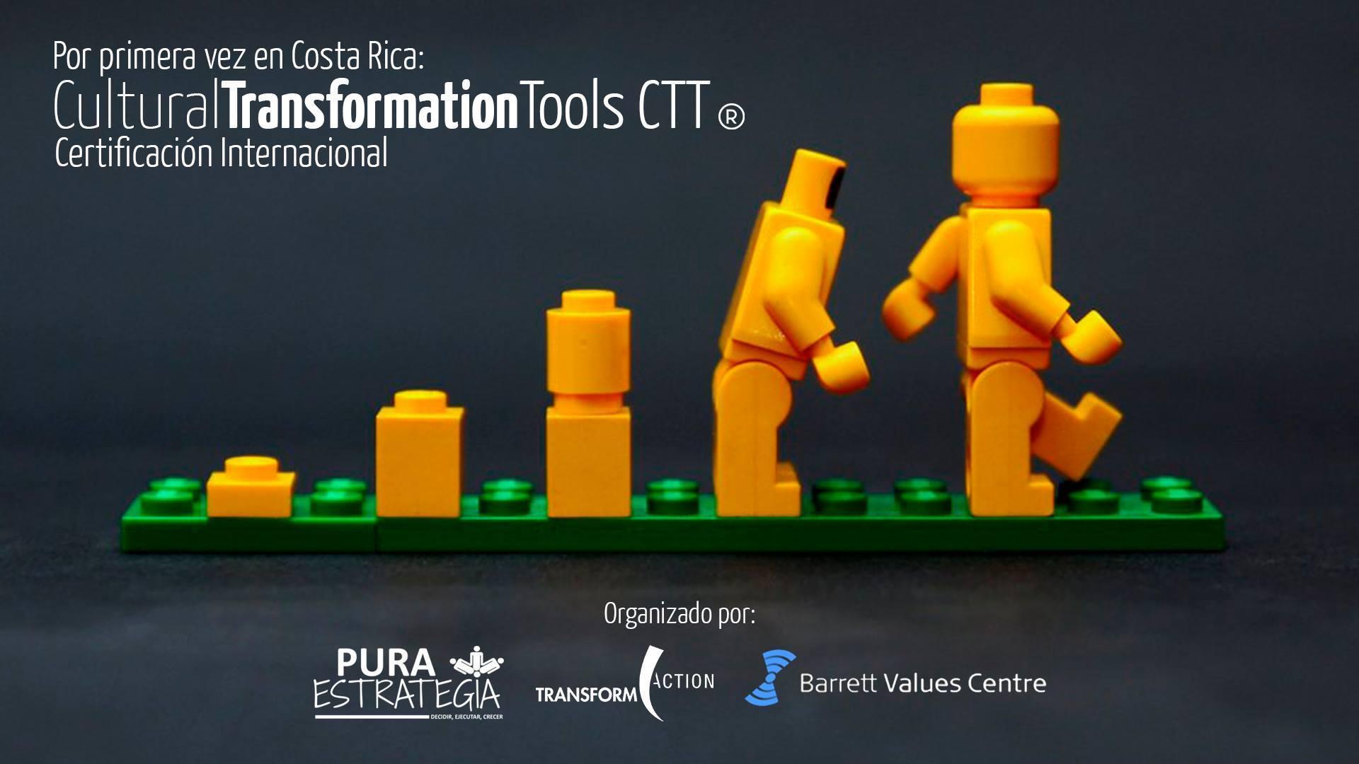 Certificación Cultural Transformation Tools. Costa Rica,Agosto