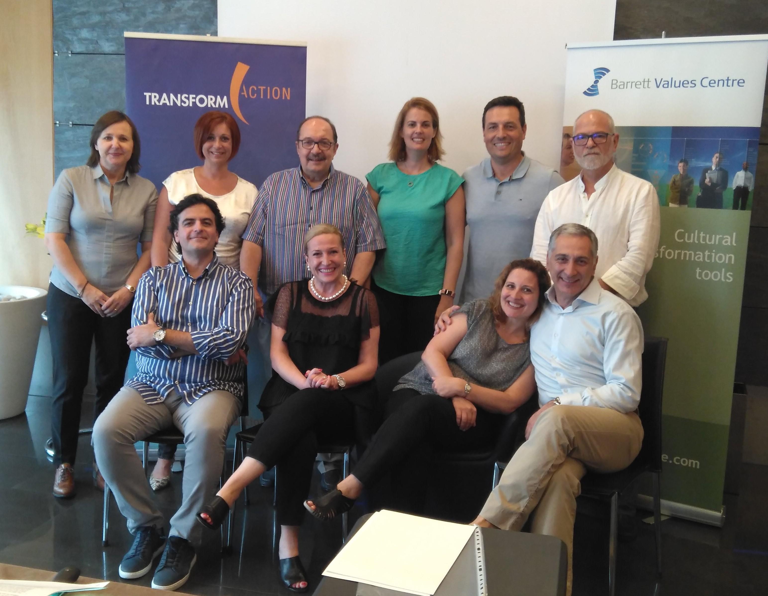 Certificación CTT Madrid. Julio: Bienvenidos al Network!