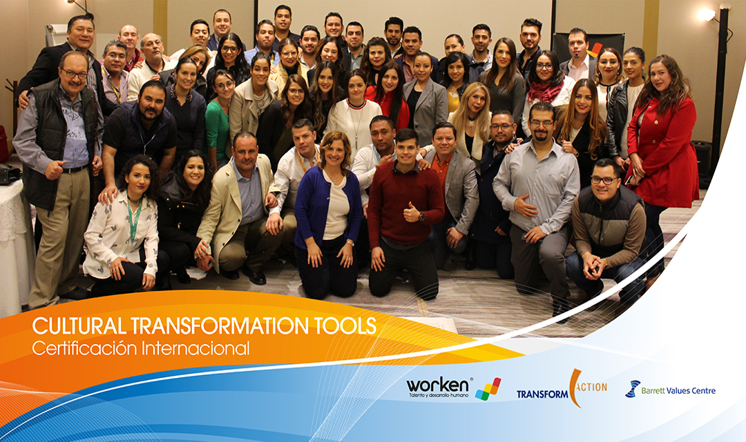 Welcome to the 50 CTT Certificates of Worken Mexico to our Global network!
