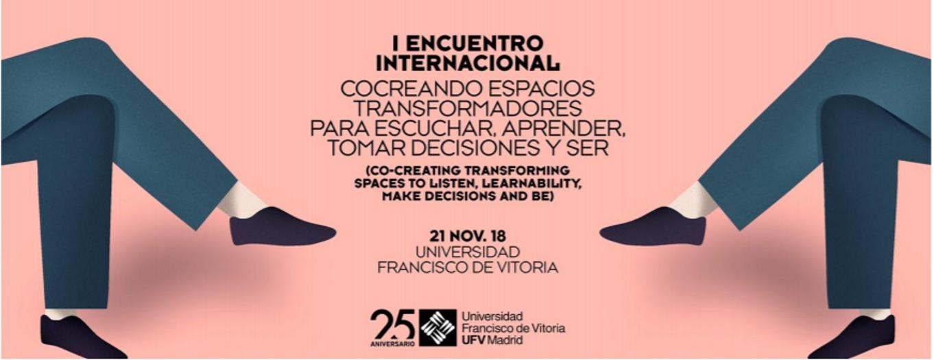 I Encuentro Internacional COCREANDO ESPACIOS TRANSFORMADORES