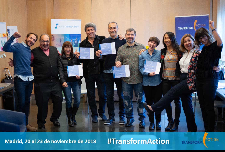 Bienvenidos nuevos Certificados en Transformación Cultural Sistémica a nuestro network!