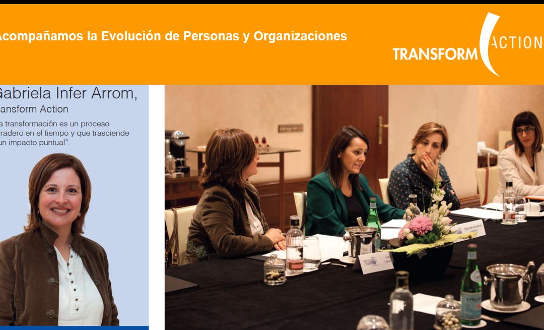 Gabriela Infer | Transform Action