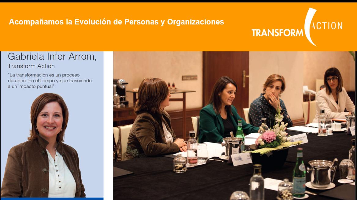 Proceso de transformación cultural: compromiso y liderazgo