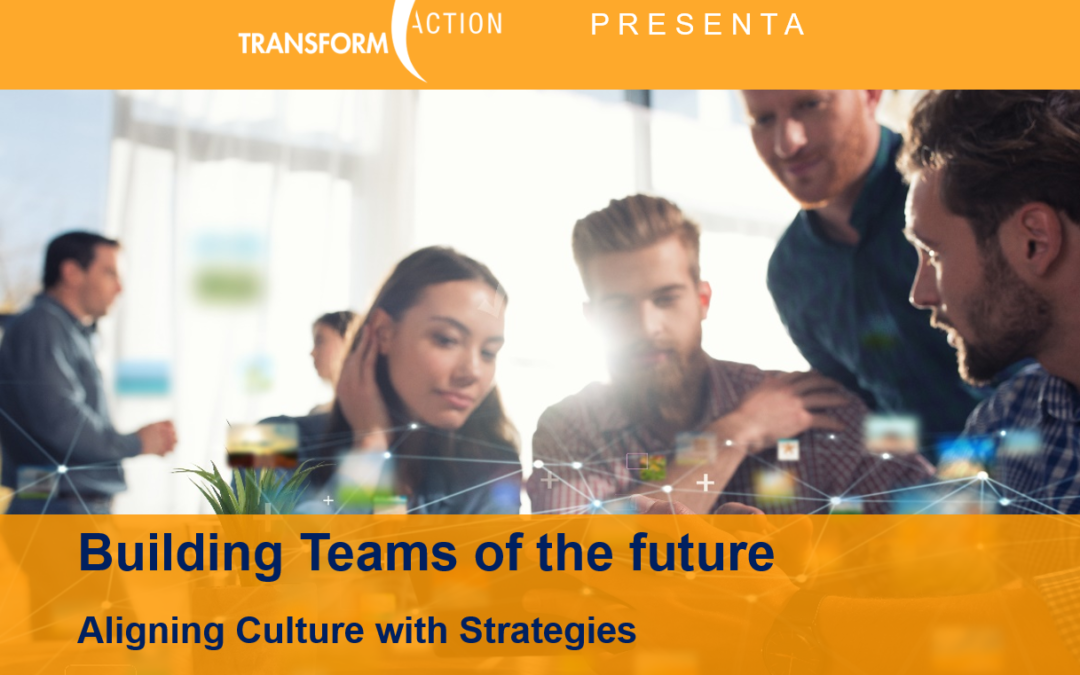 Seminar: How to Build the Teams of the Future