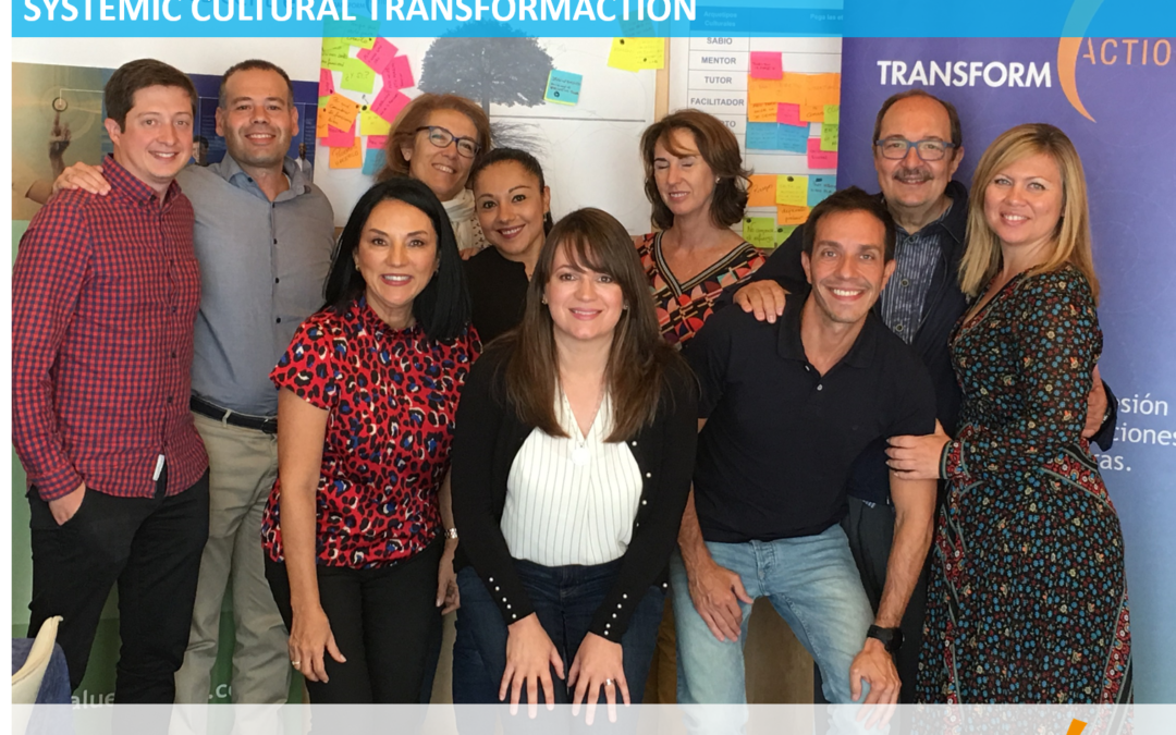 Systemic Cultural Transformation Certification Madrid 2019